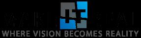 MAKEITREAL Λογότυπο